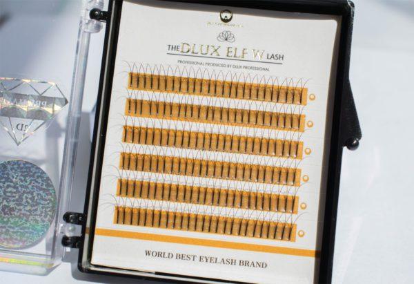 Ресницы DLUX Y Elf (6 лент)