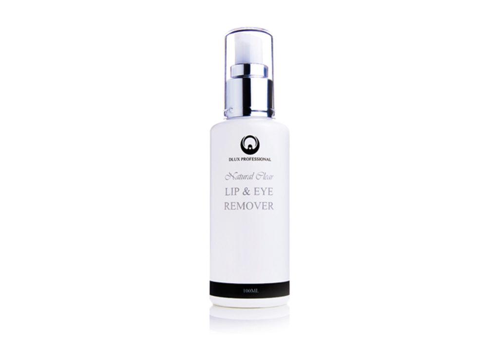 Жидкость для снятия макияжа без масла Dlux, 100 мл.