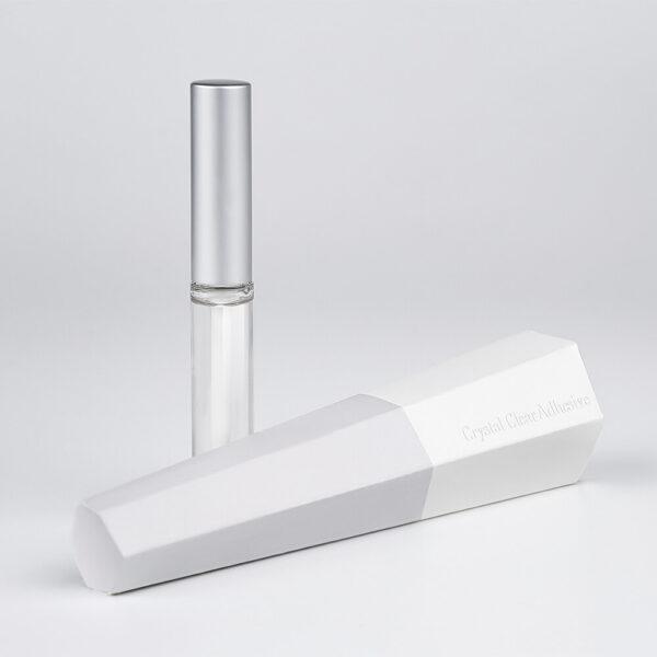 Клей для биозавивки и ламинирования ресниц Crystal Clear, DLUX, 5мл.