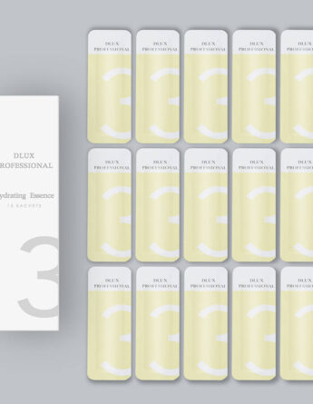Состав №3 Hydrating Essence для ламинирования ресниц в саше, DLUX 1