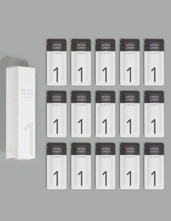 Суміш №1 Lifting Lotion для ламінування брів в саше, DLUX