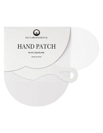 Силиконовый патч для ресниц на руку Dlux 1