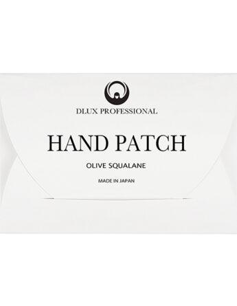 Силиконовый патч для ресниц на руку Dlux