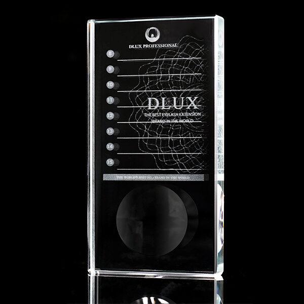 Скляний планшет Dlux